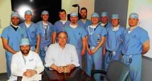 WVU anesthesiology residents