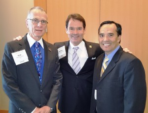 2015 WVSSA Education Meeting presentors - Drs Bob Johnstone - Jeff Plagenhoef - Manny Vallejo